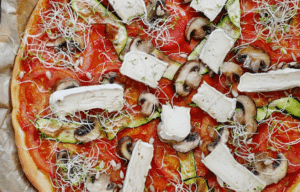 Pizza CamemVert Nature