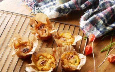 Muffins salés Carrée et Yumgo Jaune 🧁
